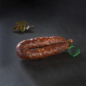 Chorizo doux pli
