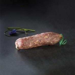 Saucisson sec au Roquefort