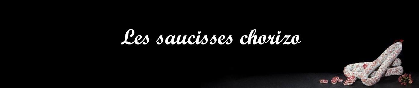 Saucisse Chorizo, Charcuterie Artisanale - Salaisons Linard