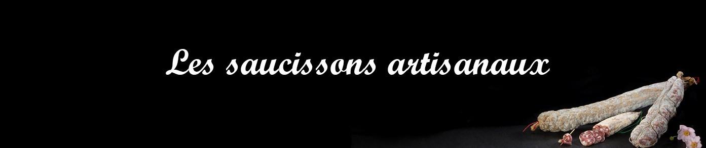 Saucisson Artisanal, Charcuterie Artisanale - Salaisons Linard